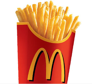 Mcdonalds Fries