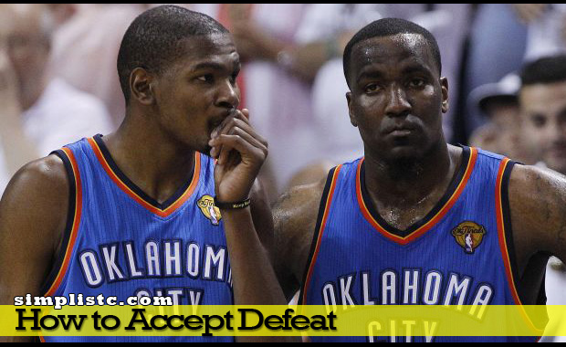 How to Accept Defeat - OKC