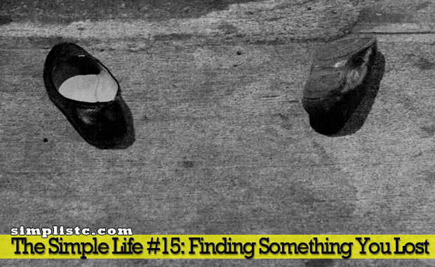 The Simple Life - Finding Something You Lost