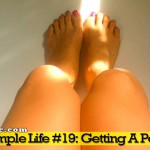 The Simple Life - Getting a Pedicure