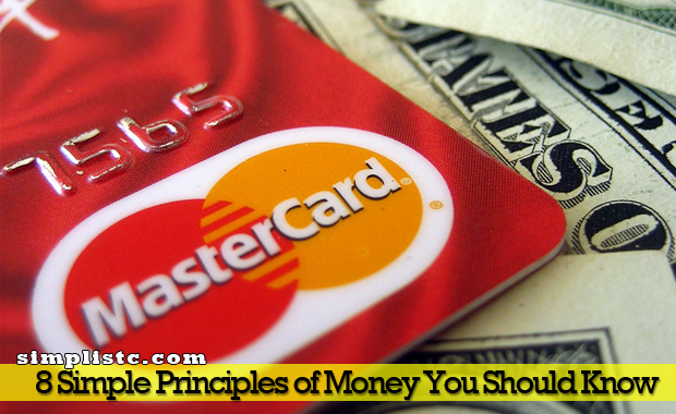 8 Simple Principles of Money You should know